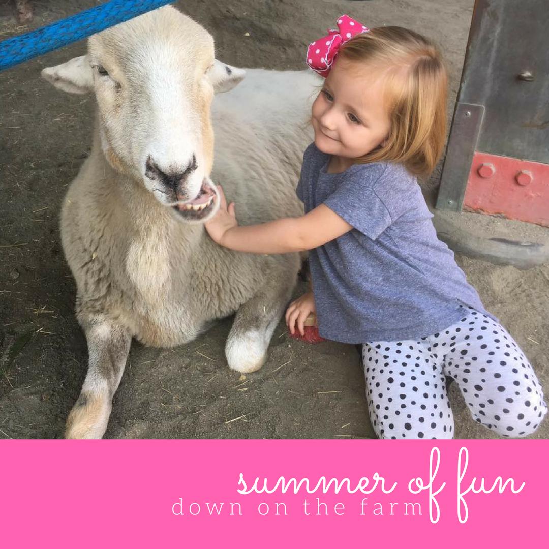 Summer of Fun - Down on the Farm