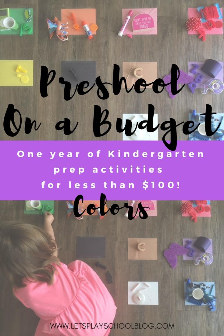 Preschool On a Budget | Colors.jpg